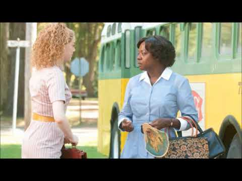 THE HELP (2011) MOVIE REVIEW/RANT: DRAMEDY 1960s CIVIL RIGHTS PERIOD PIECE