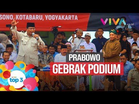 VIVA Top3: Justice for Audrey, Kriss Hatta Ditahan, Prabowo Gebrak Meja