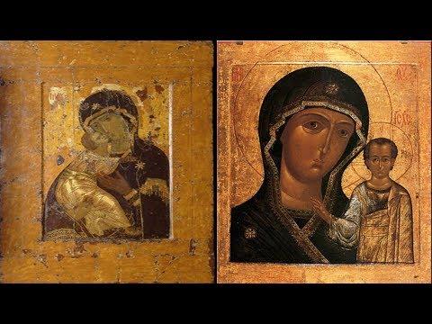 Как оценить старинную икону