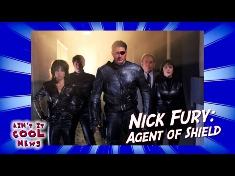 Nick Fury: Agent of Shield Review poster
