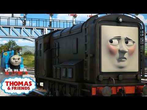 Thomas & Friends | Diesel and The Ducklings | Kids Cartoon