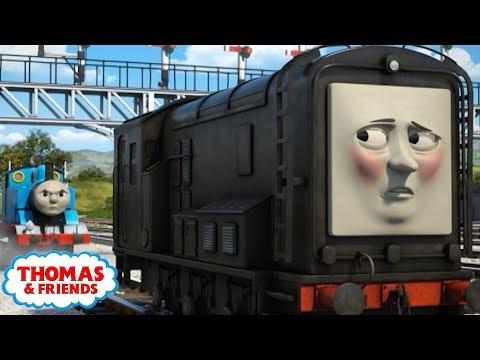 Thomas & Friends   Diesel And The Ducklings   Kids Cartoon
