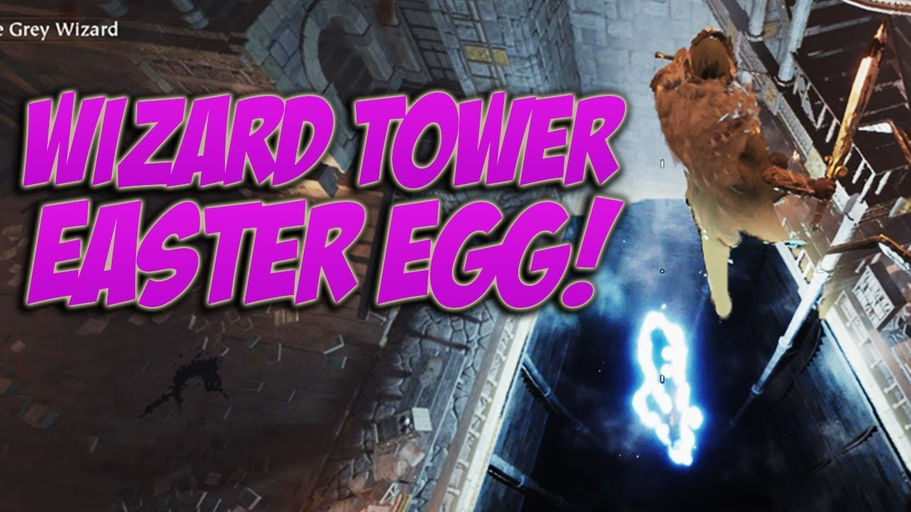 WIZARD TOWER EASTER EGG! | End Times Vermintide Part 1/2