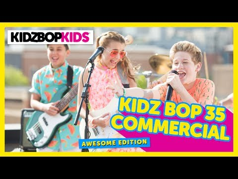 KIDZ BOP 35 Commercial Awesome Edition