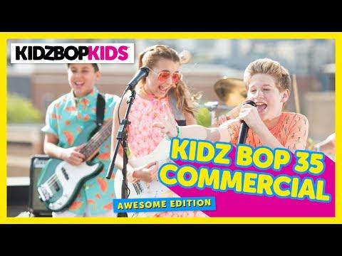 KIDZ BOP 35 Commercial Awesome Editi