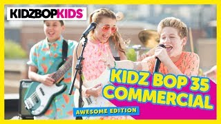 KIDZ BOP 35 Commercial (Awesome Edition)