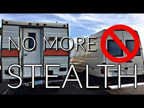 A Ban On RV Stealth Campers? Big Brother Is Watching You!