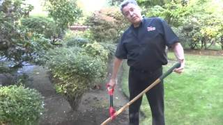 Using The HEFT Ergonomic Auxiliary Handle - Garden Tools