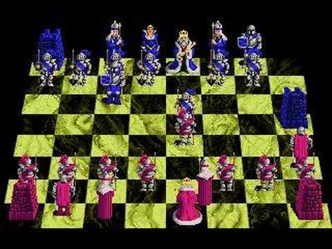 Battle Chess - Game Play