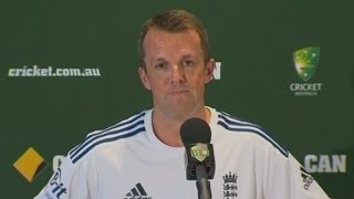 England cricketer Graeme Swann announces his retirement midway through the Ashes