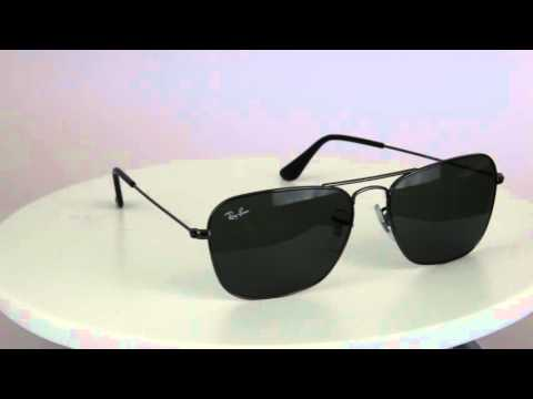 ray-ban-rb3136-men's-caravan-sunglasses