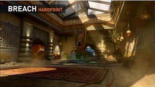 Hardpoint in Breach   Torneo COD BO3