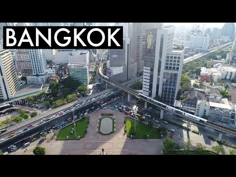 BANGKOK THAILAND - WE'RE HOME