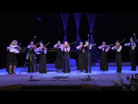 Ансамбль скрипачей - Пираты карибского моря (Pirates Of The Caribbean Soundtrack)