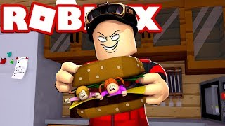 Roblox Don't Eat Me Obby Game!