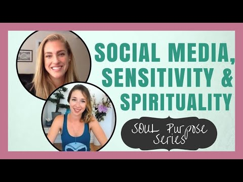Social Media, Sensitivity & Spirituality - SOUL Purpose with Candace Van Dell (Ep. 001)