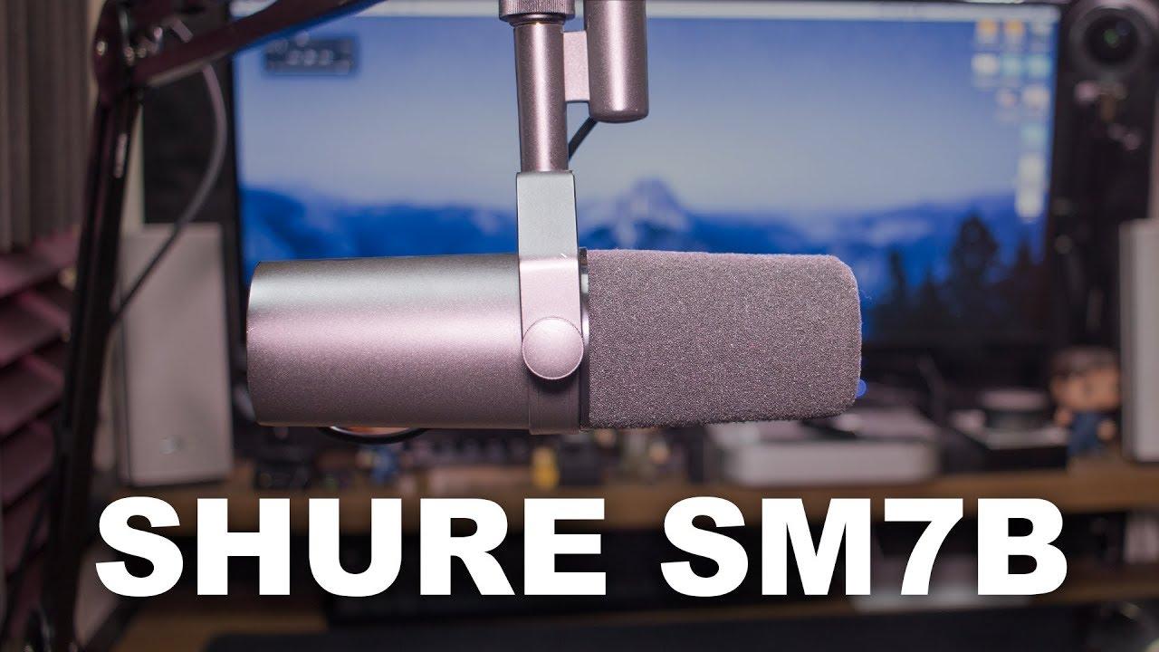 Shure Sm7b Review : shure sm7b mic review test youtube ~ Russianpoet.info Haus und Dekorationen