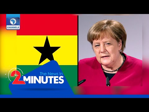 Recap: Germany Chooses Ghana For West African Centre For Global Health, Shuns Nigeria