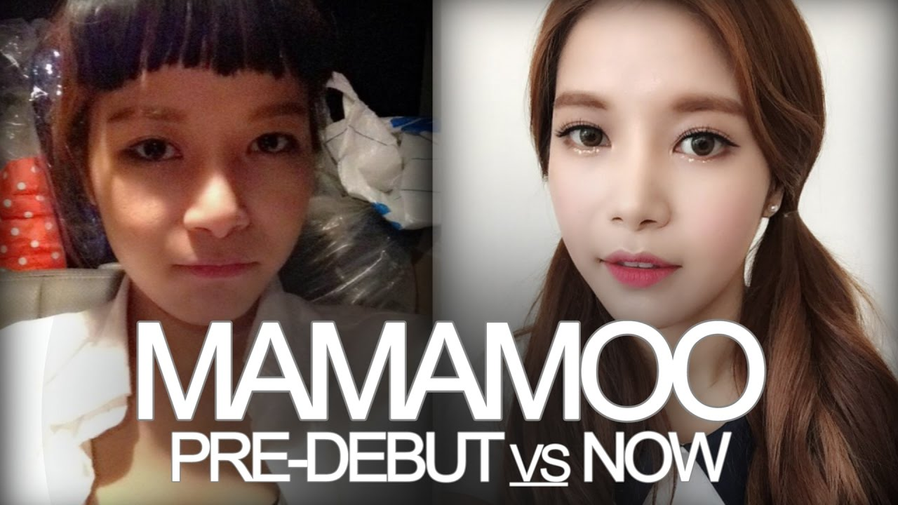 Mamamoo Debut