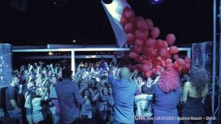 DNK Live ( so bend ) @ Kadmo Plaza - Ohrid / Cetvrtok 28.07.2016