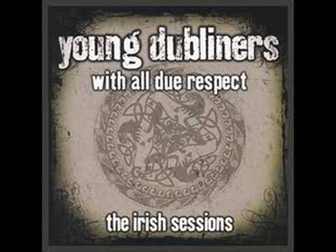 Клип The Young Dubliners - The Leaving of Liverpool