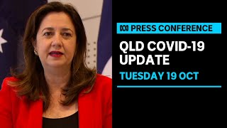 IN FULL: QLD Premier sets vaccination timeline amid regional jabs push | ABC News