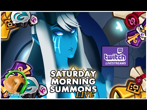 SUMMONERS WAR : Saturday Morning Summons LIVE - 1000+ Mystical & Legendary Scrolls - (2/18/17)