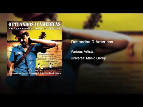 Various Artists - Outlandos D'Americas: A Tribute To The Police (2000) || Full Album ||