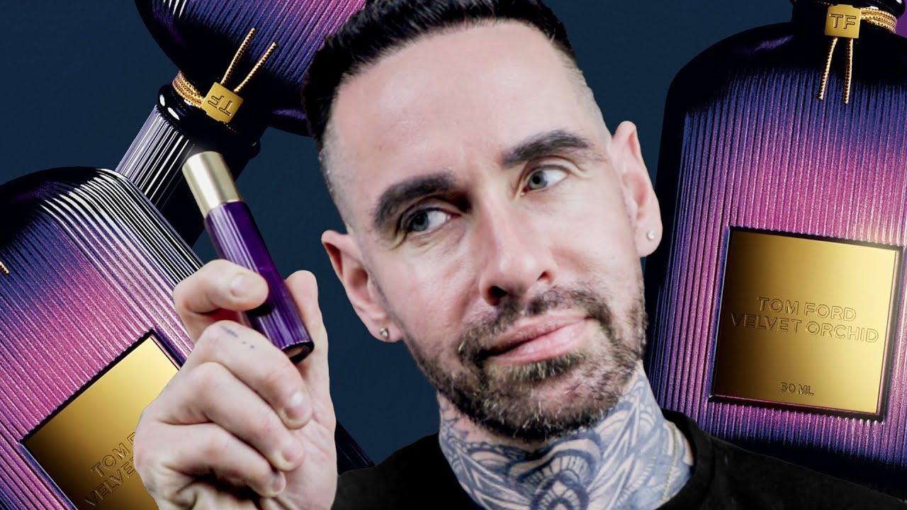 Perfumer Reviews 'Velvet Orchid' by Tom Ford