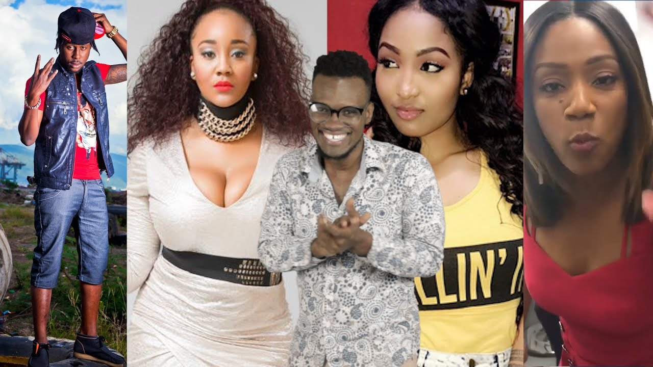 Tifa Throwing Shade At Shenseea? Tiffany Haddish Dances To RDX, KFC Drama