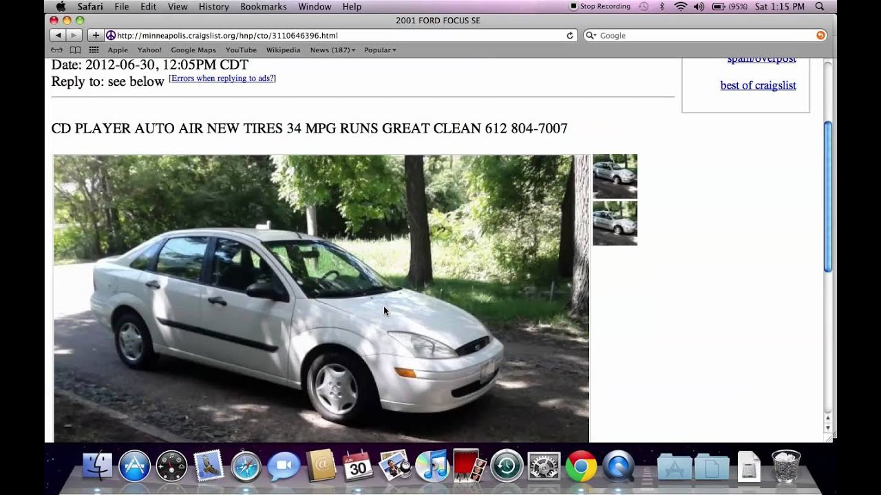 Cars For Sale Mn By Owner >> Craigslist St Paul Mn Used Cars For Sale By Owner Under 5000 In 2012