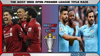 Who Wants To Win This PREMIER LEAGUE TITLE? (Predict Show)