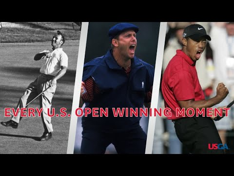 U.S. Open: Every Winning Moment (1950-2019)