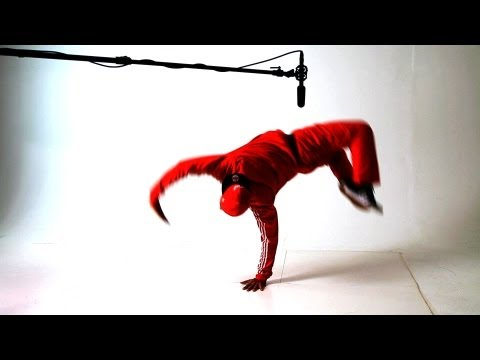 How To Do A Monkey Flip | Break Dancing