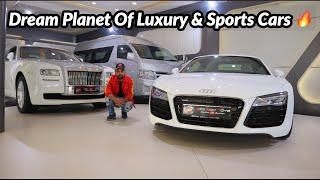 Number 1 Luxury \u0026 Sports Car Dealer  N  Ndia 🔥 Preowned Rolls Royce My Country My Ride