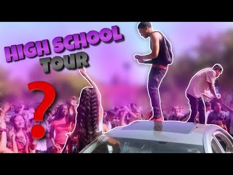 WE TURNT UP RANCHO CUCAMONGA HIGH SCHOOL! WHAT SCHOOL NEXT?!