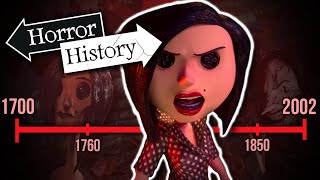 Coraline: The History of The Beldam | Horror History