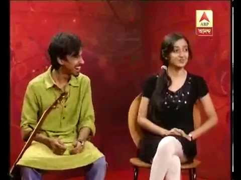 Open Tee Bioscope:chat in ABP Ananda studio