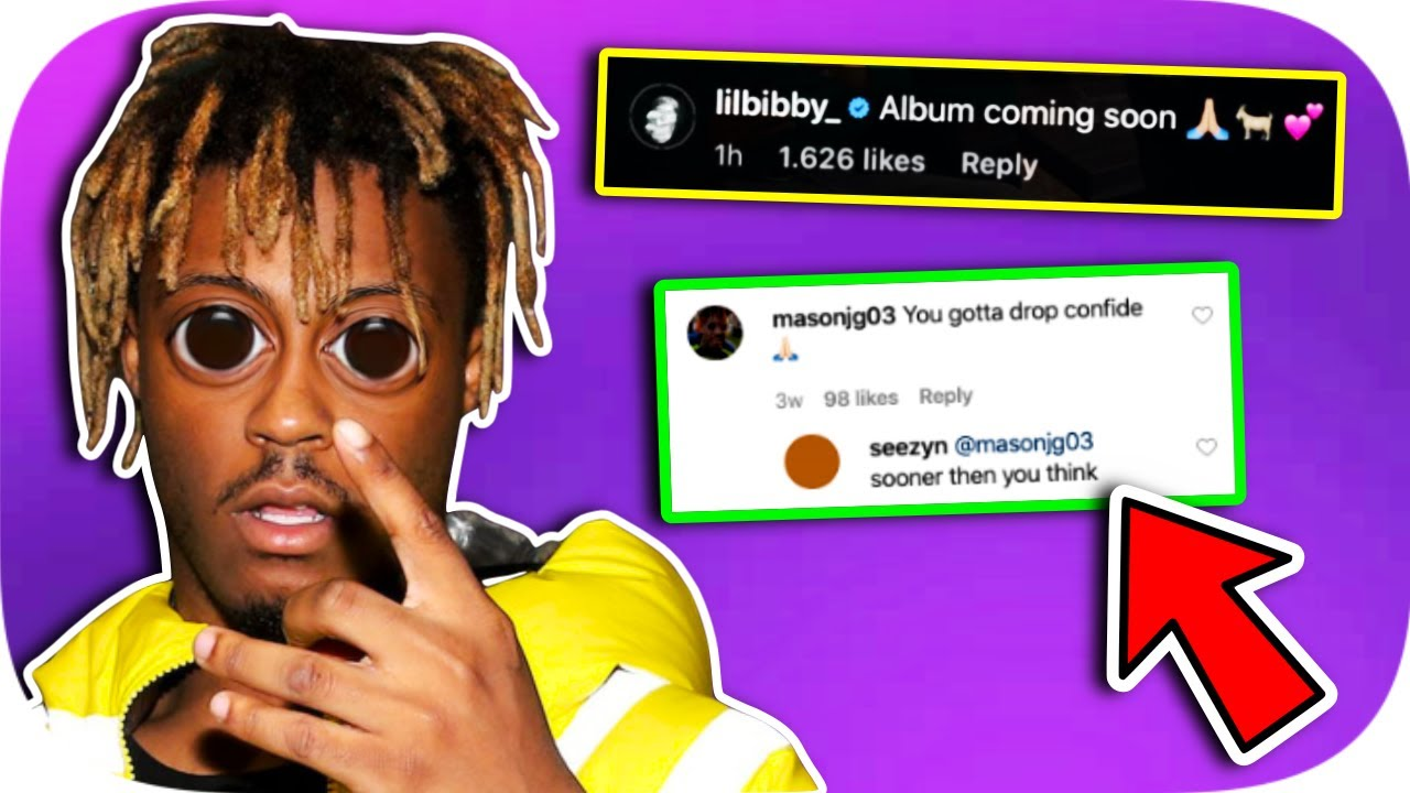 Posthumous Juice WRLD Album to Drop This Friday, 7 Months After ...