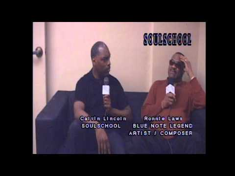 Soul School Television Interview w/Ronnie Laws - Pt.2
