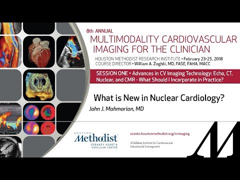 What Is New In Nuclear Cardiology? (JOHN J. MAHMARIAN, MD)