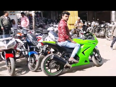 SECOND HAND BIKES AT BEST PRICE | BEST PLACE TO BUY BIKES IN DELHI | KAROL BAGH | INDIA