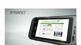 2009 LG CYON Arena Phone Introdution Internet - TaeYang.avi