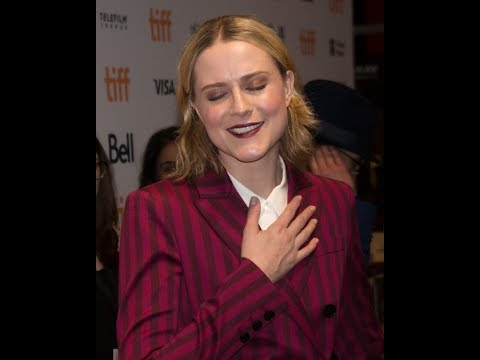 Evan Rachel Wood on Allure costars Denis O'Hare and Julia Sarah Stone