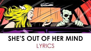 Blink-182 - She's Out of Her Mind (Lyrics)