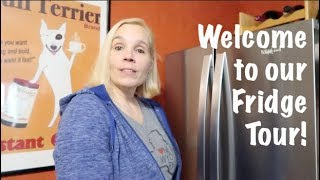 Welcome to our Fridge Tour!