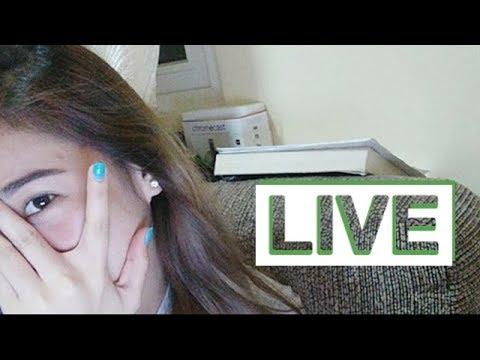 Ella Cruz Live On YouTube