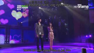 ROM/HAN/ENG; IU ft Park Jung Min - Nagging live