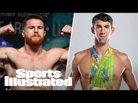 Canelo Álvarez's Suspension, Michael Phelps On His Mental-Health, More | LIVE | Sports Illustrated