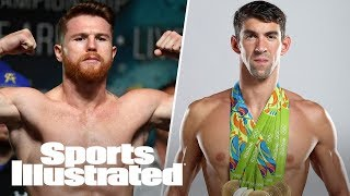 Canelo Álvarez's Suspension, Michael Phelps On His Mental-Health, More | SI NOW | Sports Illustrated